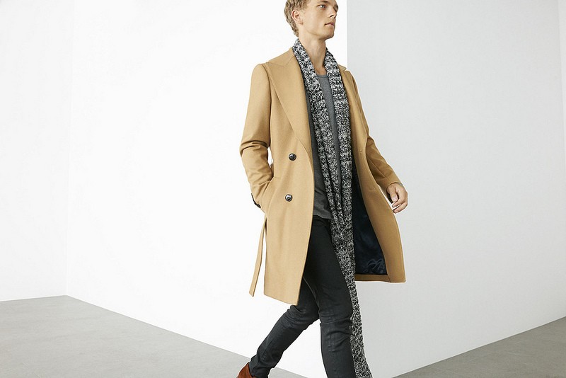 Zara Man Look book A/W2013