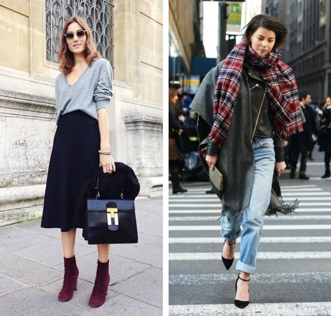 Street Style INSPIRATION -All the inspo you need to get dressed today