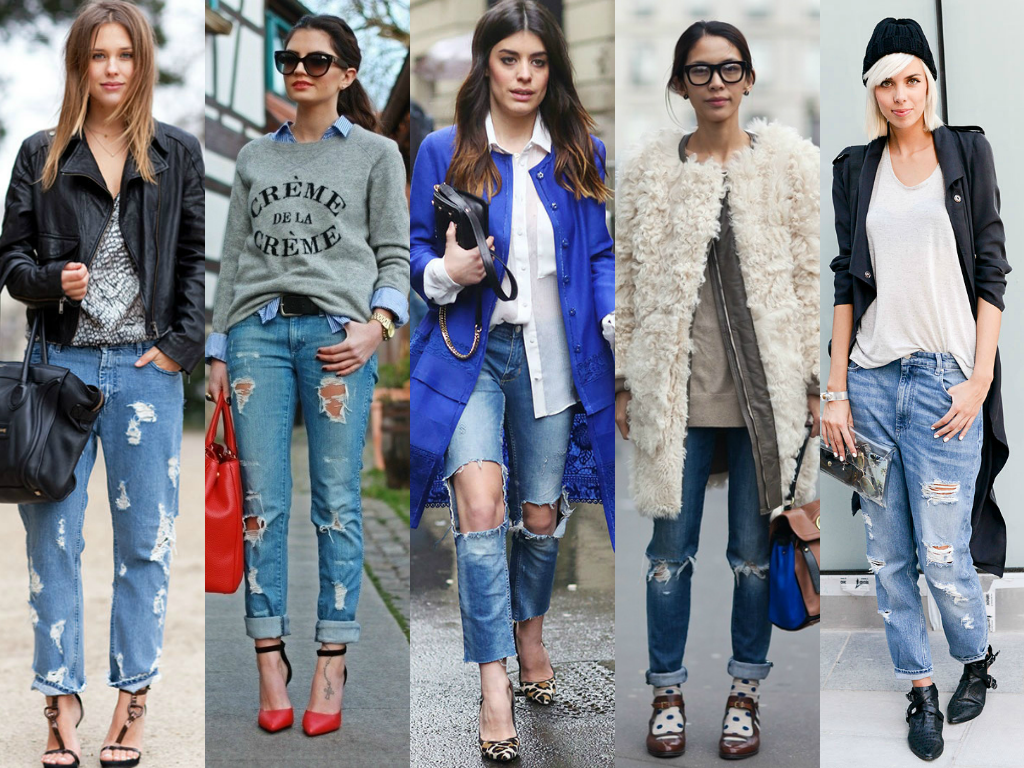 looks-jeans-outfits-con-vaqueros-street-style-jeans-jeans-rotos