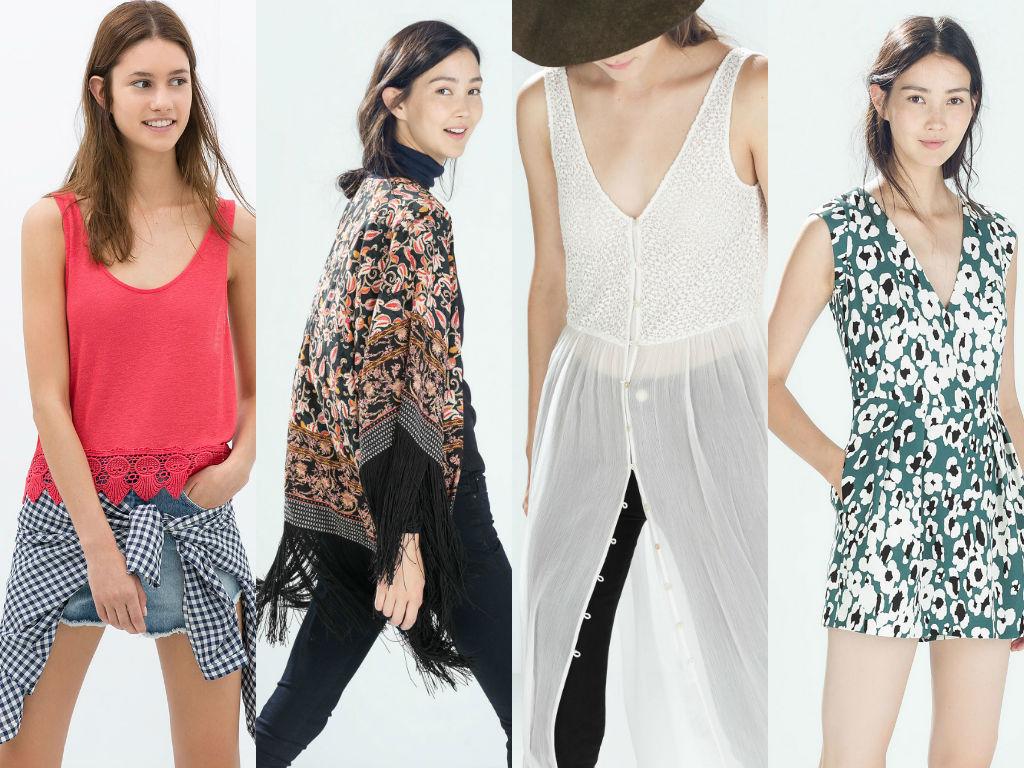 Tentaciones de la nueva colecci n no leer shoppingaddicts for Zara nueva coleccion