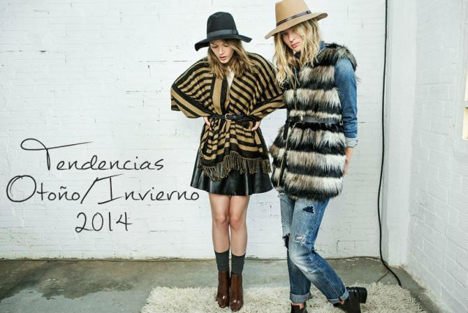 Tendencias Otoño/Invierno 2014