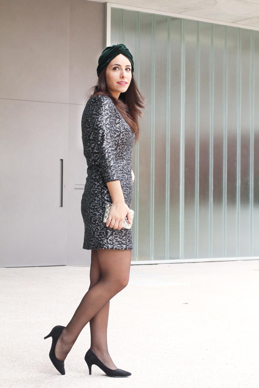 look-fiesta-2014-look-vestido-lentejuelas-como-combinar-vestido-lentejuelas-ideas-outfits-fin-de-año-2014