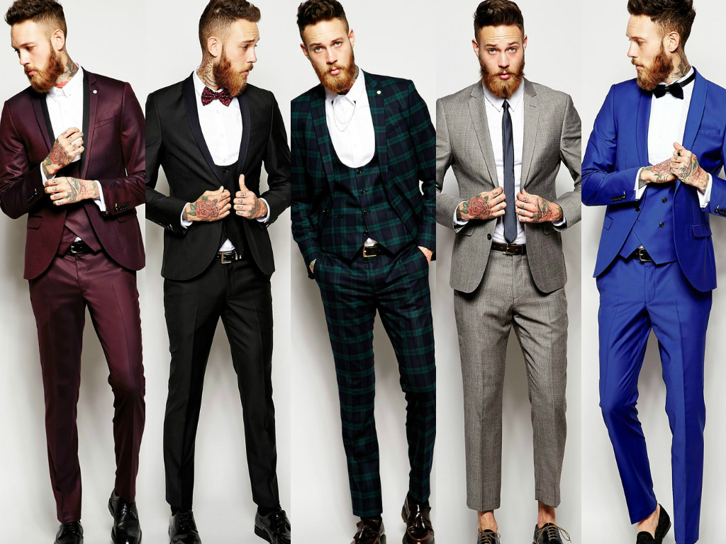 Descubre nuestra selección cargada de estilo de ropa de fiesta de hombre en ASOS. Encuentra tu traje para fiesta navideña, traje de etiqueta o zapatos de vestir para completar tu outfit de fiesta .