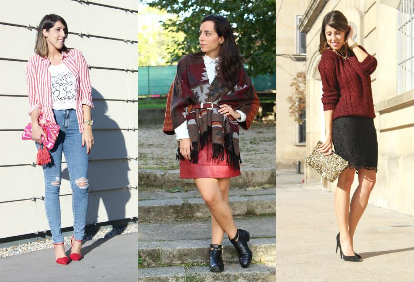 moda-vigo-blog-camiseta-mensaje-poncho-lefties-falda-encaje-zara
