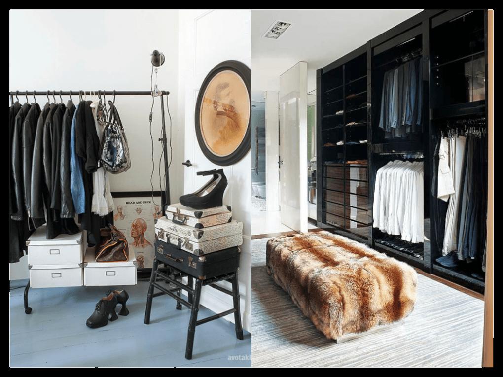 decoracion-vestidor-vestidor-en-negro
