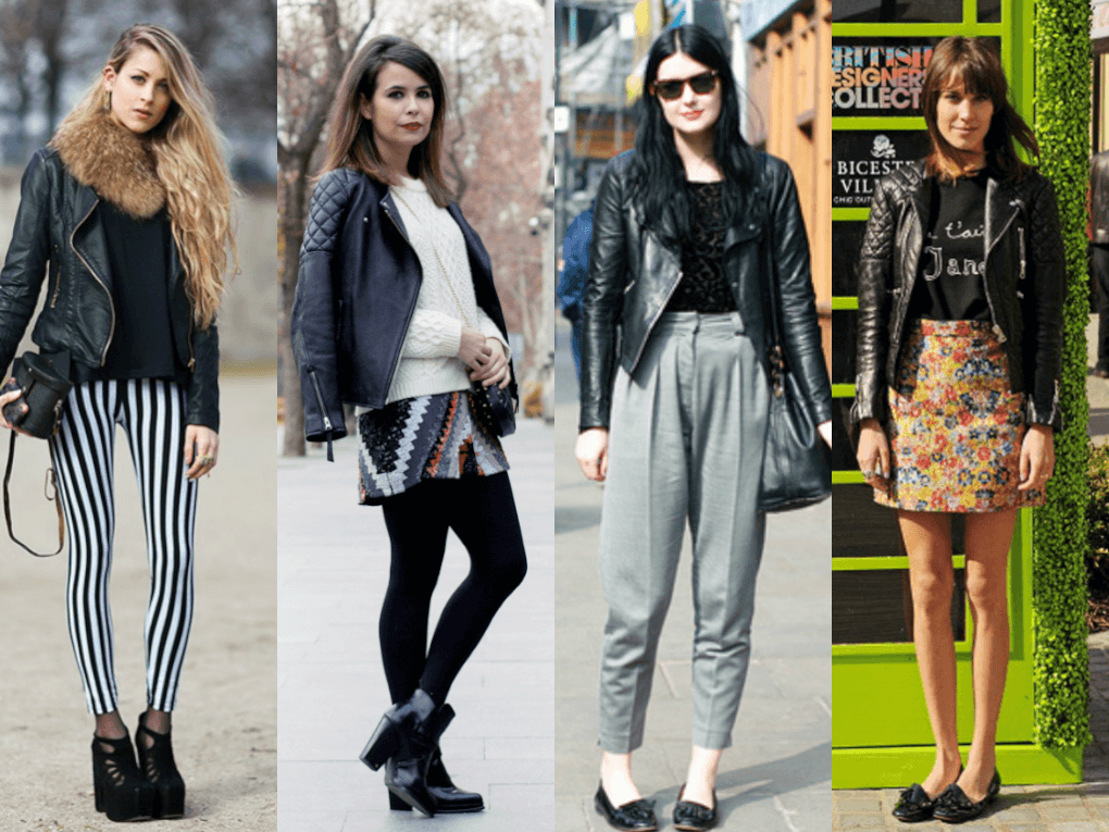 outfits-perfecto-cuero-looks-cazadora-cuero-negro
