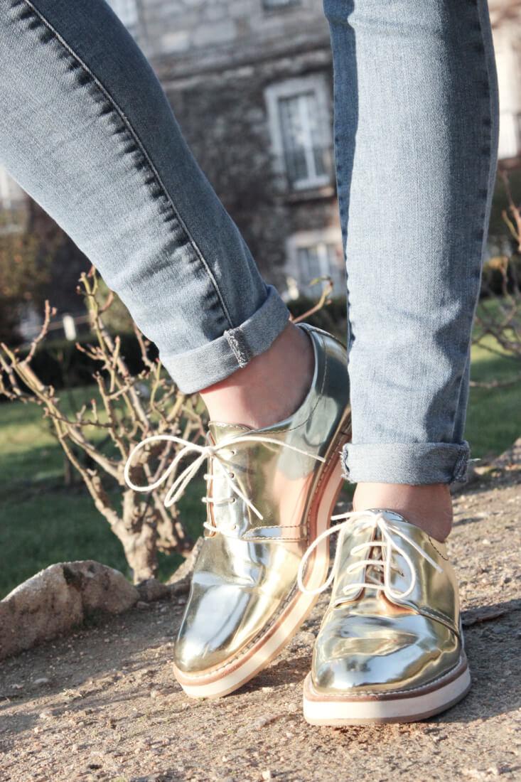 oxford-calzado-dorado-gold-detalle-zapatos-tendencia-moda