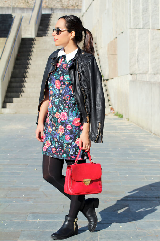 blog-moda-vigo-blog-moda-galicia-street-style-vigo-street-style-perfecto-look-babydoll-vestido-lady