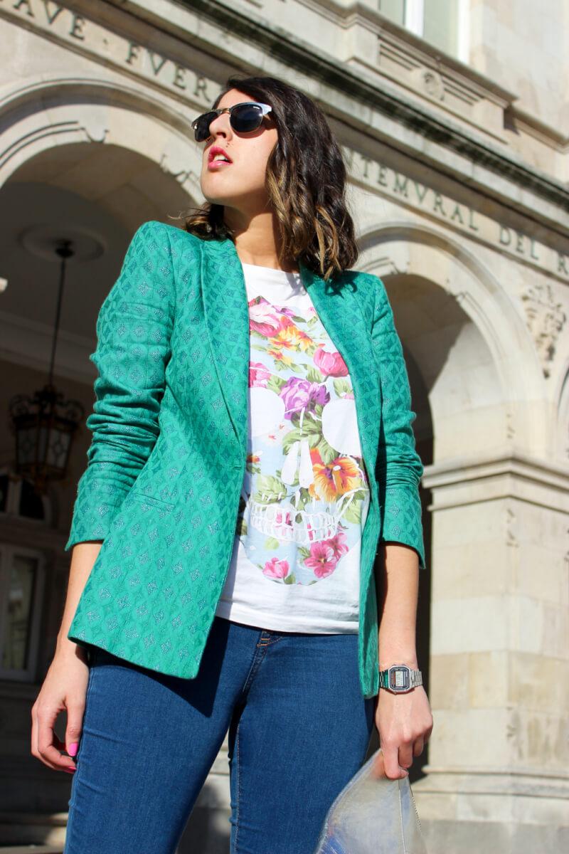 enzo-camiseta-calavera-enzocouture-americana-verde-look-moda-galicia-vigo