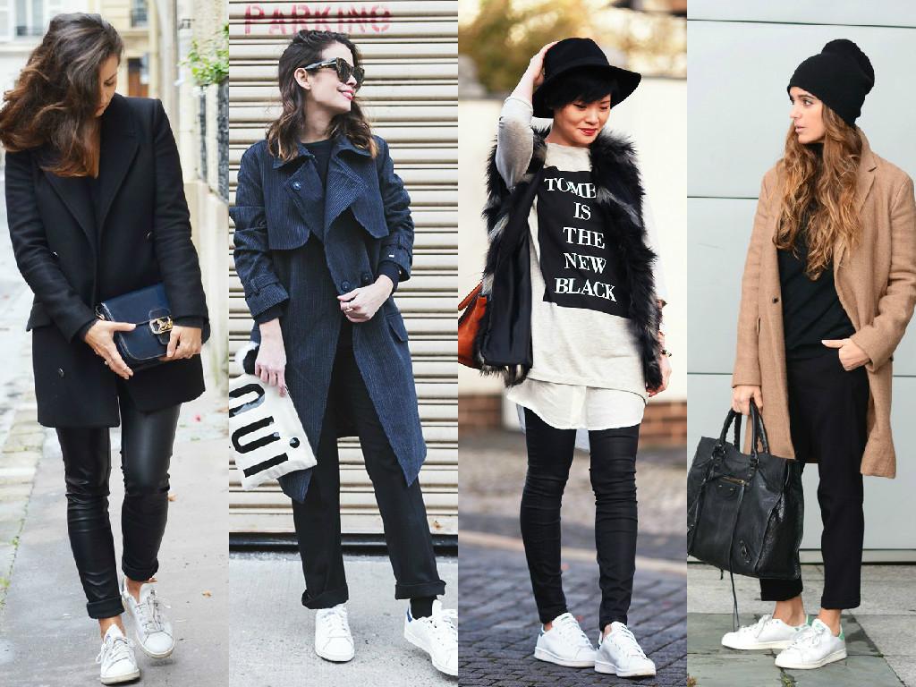 Adidas Stan Smith Street Style