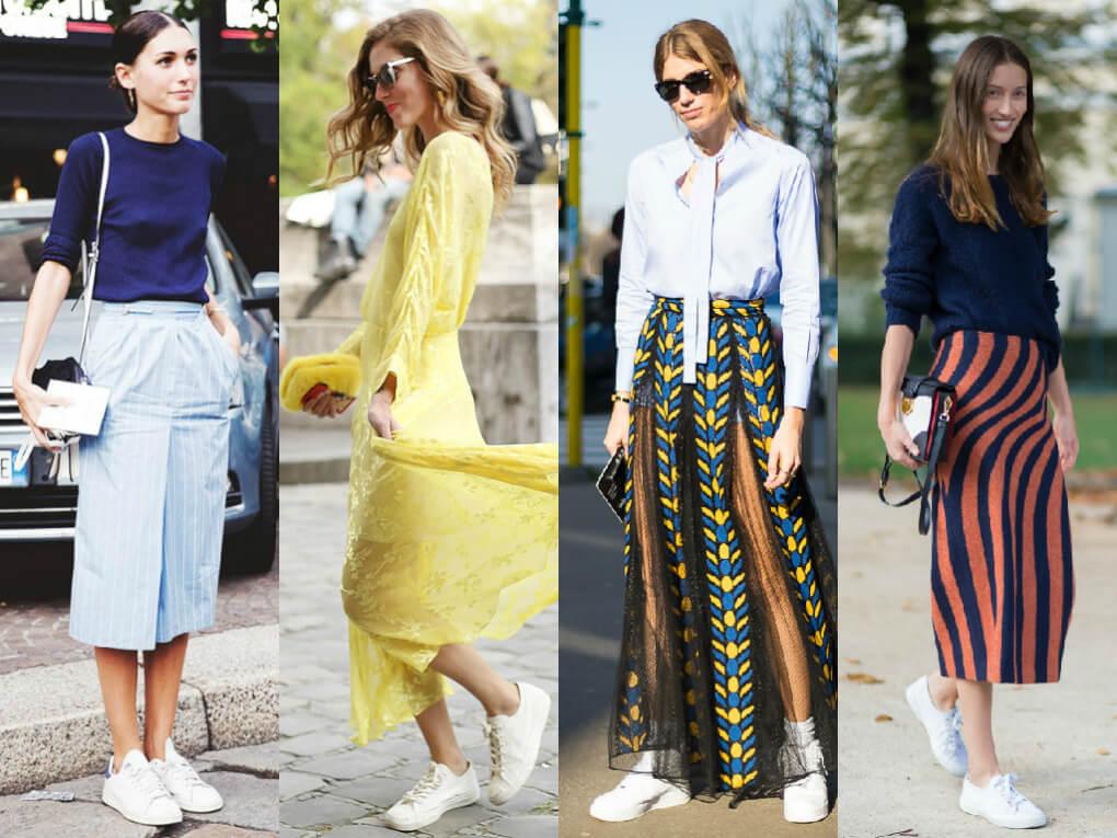 tenis-blancos-falda-larga-look-inspiracion-streetstyle-outfits-moda-deportivas-blancas
