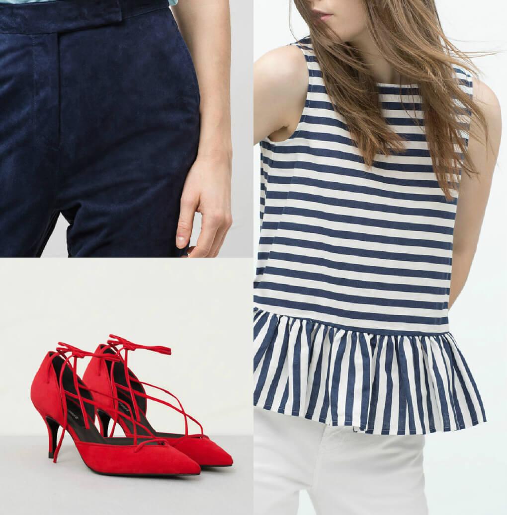 rayas-marinero-peplum-pantalón-ante-tacones-rojos