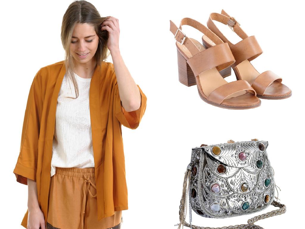 bolso-vintage-piedras-kimono-mostaza-sandalias-tiras-look-primavera-amichi-siemprehayalgoqueponerse
