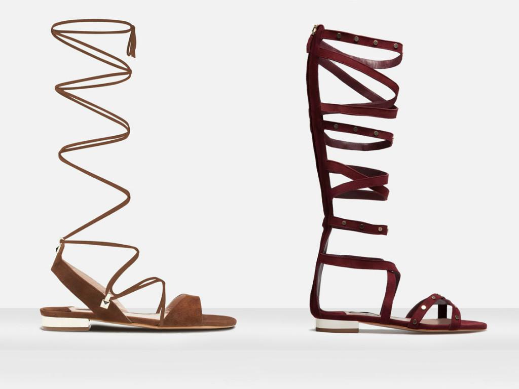 como-combinar-sandalias-gladiadoras-sandalias-romanas-sandalias-media-pierna-street-style-sandalias-romanas-street-style-sandalias-gladiadoras