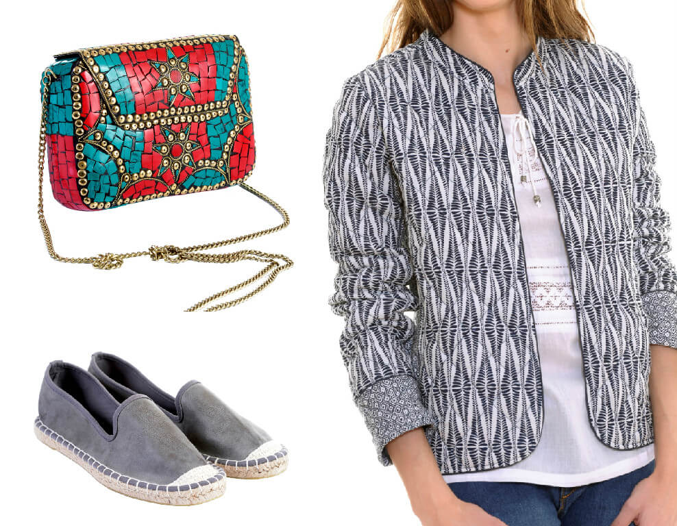 esparteñas-azul-amichi-chaqueta-etnica-estampada-bolso-mosaico-moda-mujer-primavera