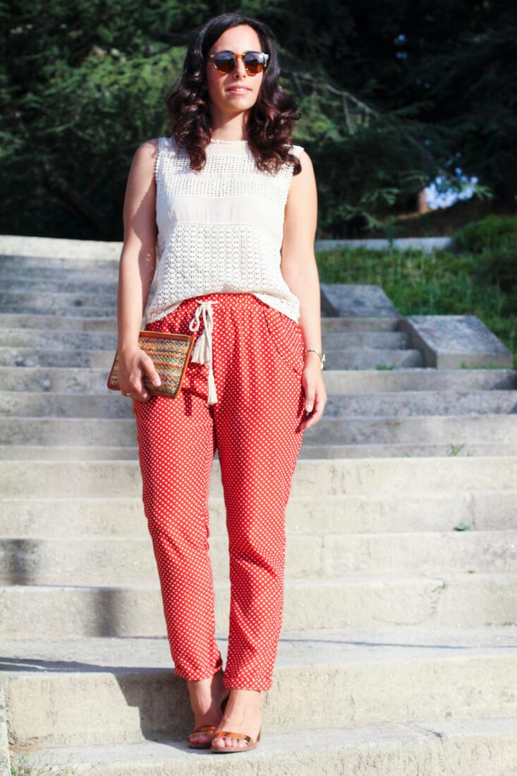 aluet-look-aluet-pantalon-aluet-pantalon-pijama-pantalon-lunares-street-style-pantalon-lunares