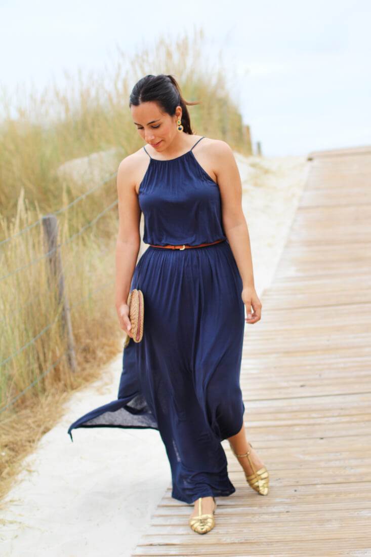 blog-moda-vigo-blog-moda-españa-blog-moda-galicia-pendientes-happiness-boutique-vestido-largo-look-vestido-largo-maxi-dress-look-verano-2015