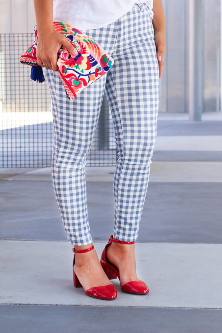 tradivarius-bolso-floral-pantalon-cuadros-moda-vigo-fashion-blogger