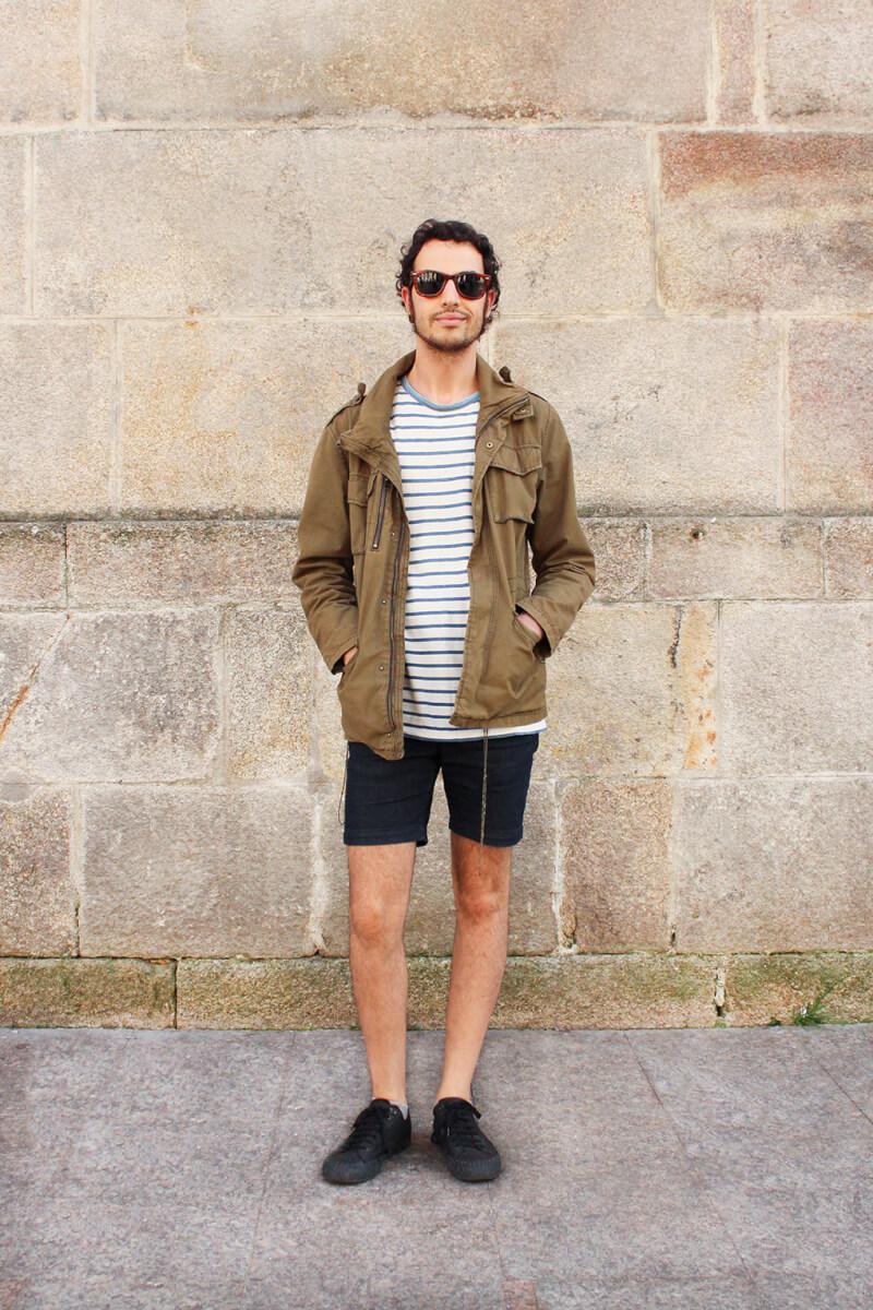 blog-moda-vigo-streetstyle-menstyle-parka-militar-camiseta-rayas