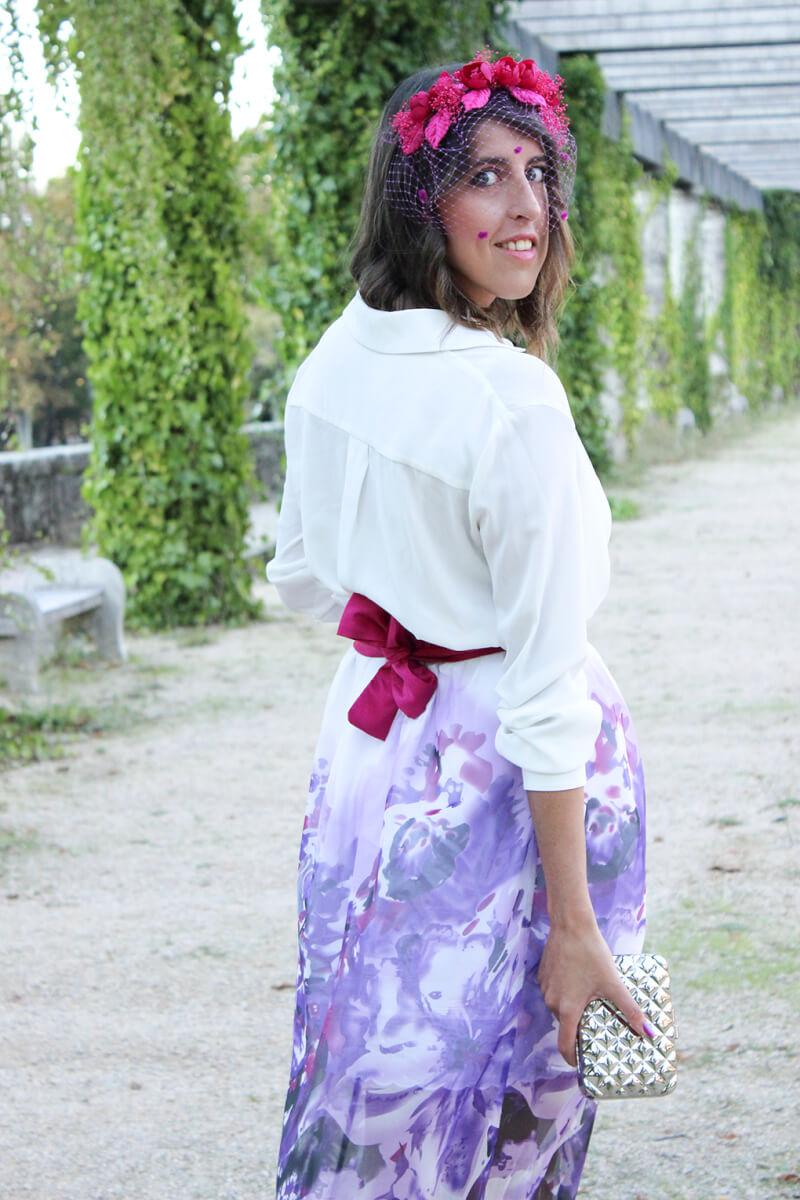 boda-look-invitada-lazada-falda-tocado-diadema-janet-and-schulz