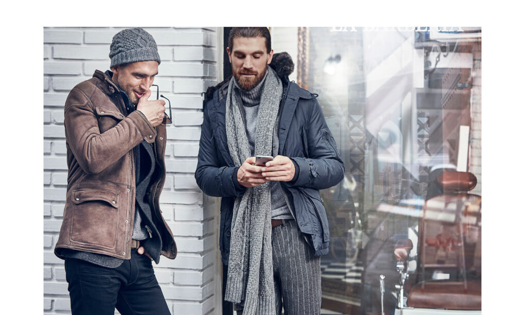 Massimo Dutti Men collection
