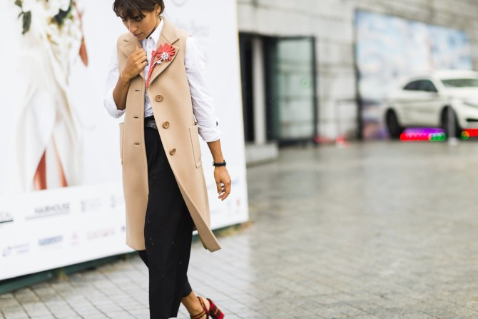 How to wear your vest