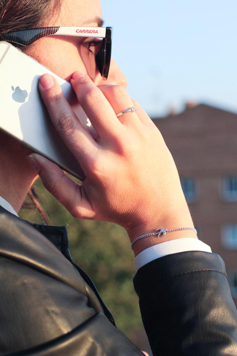 iphone-6-anillo-tous-pulsera-aristocrazy-falda-cuadros-moda-vigo