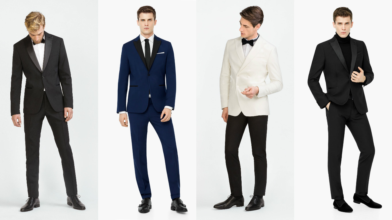 Outfits Formales Juveniles Hombres
