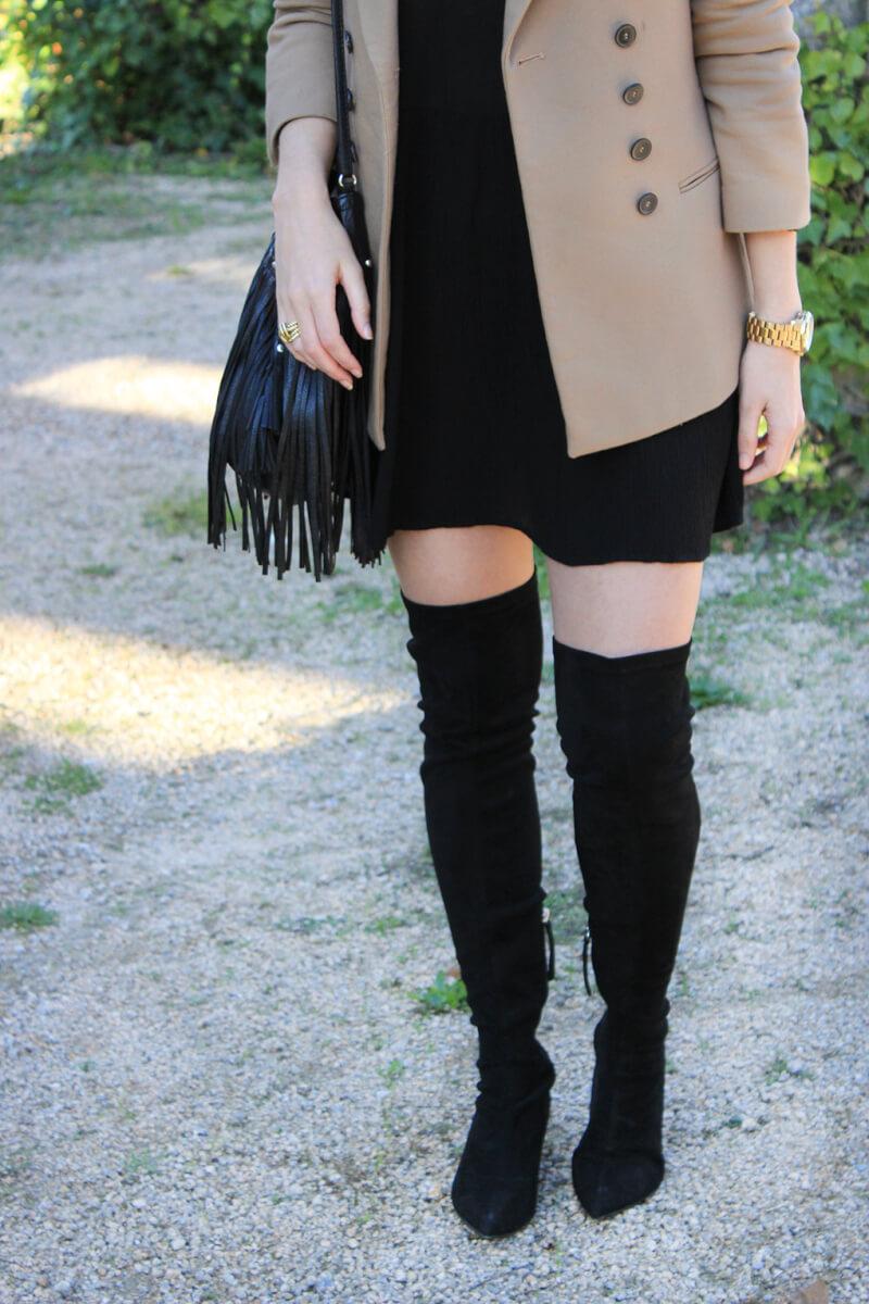 vestido-botas-altas-blazer-fashionblog