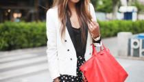 White Blazer – Get The Look