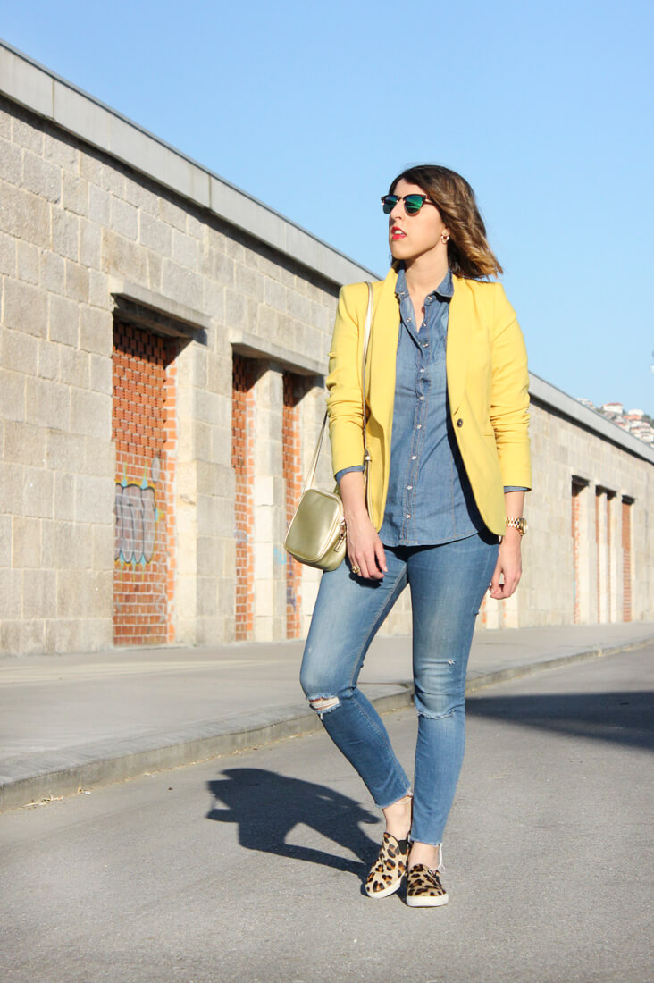 blazer-amarilla-total-denim-slipon-estampado-leopardo-blog-moda-vigo