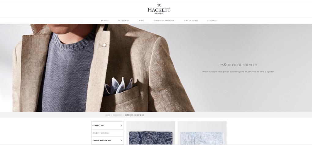 hackett-donde comprar-pañuelo-de-bolsillo