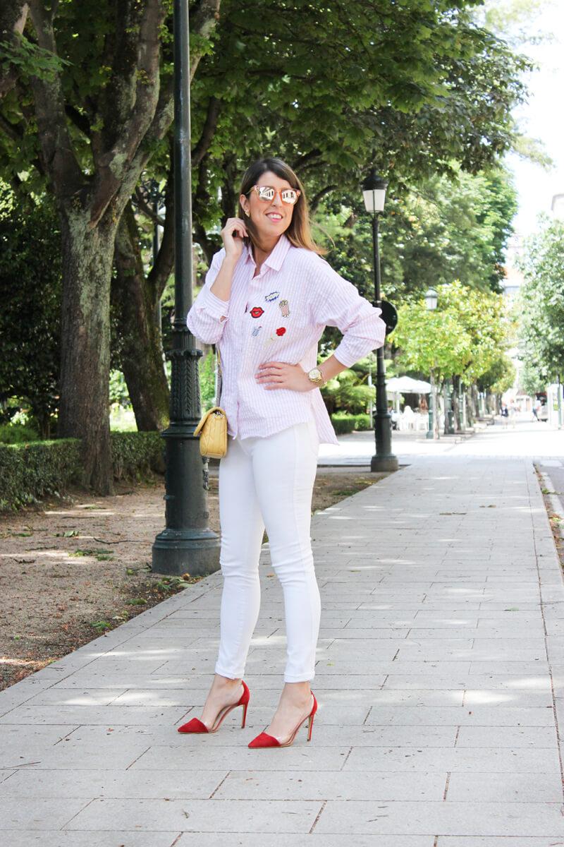 blog-moda-vigo-galicia-siemprehayalgoqueponerse-camisa-rayas-rosa