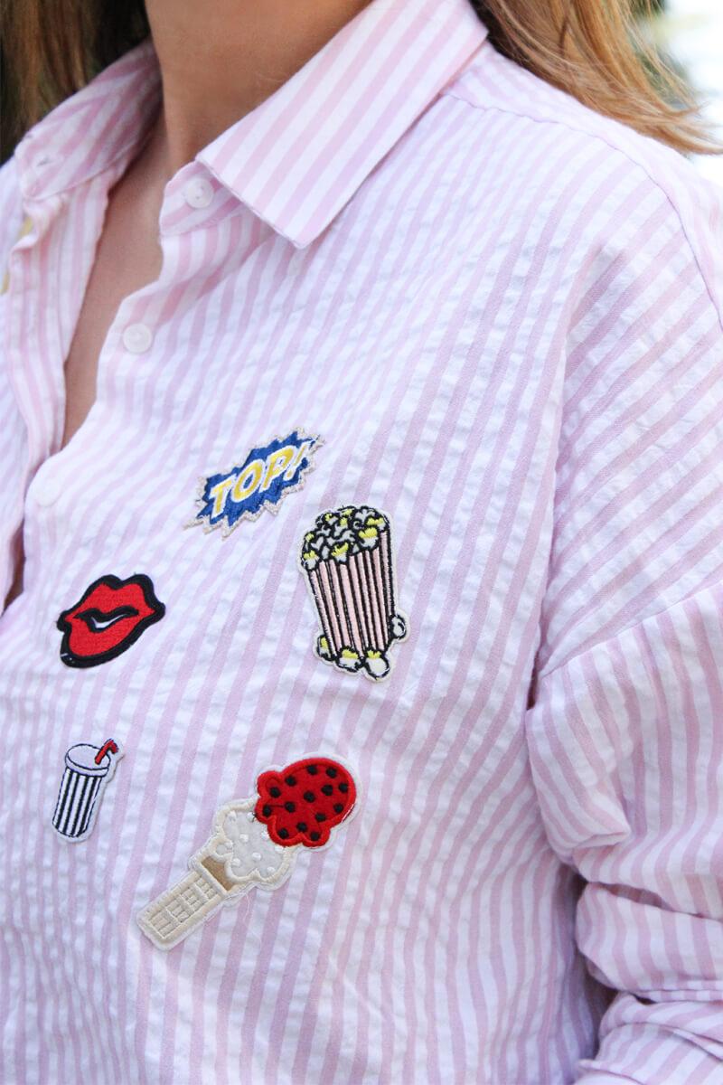 camisa-con-parches-tendencia-blog-moda-galicia-siemprehayalgoqueponerse