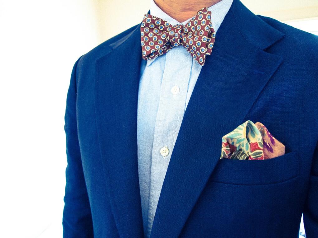 Boda a la vista, ¿corbata o pajarita?