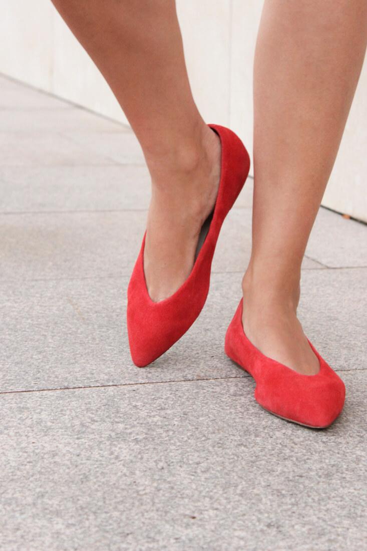 bailarinas-ante-rojo-bimba&lola-look-marinero-blog-moda