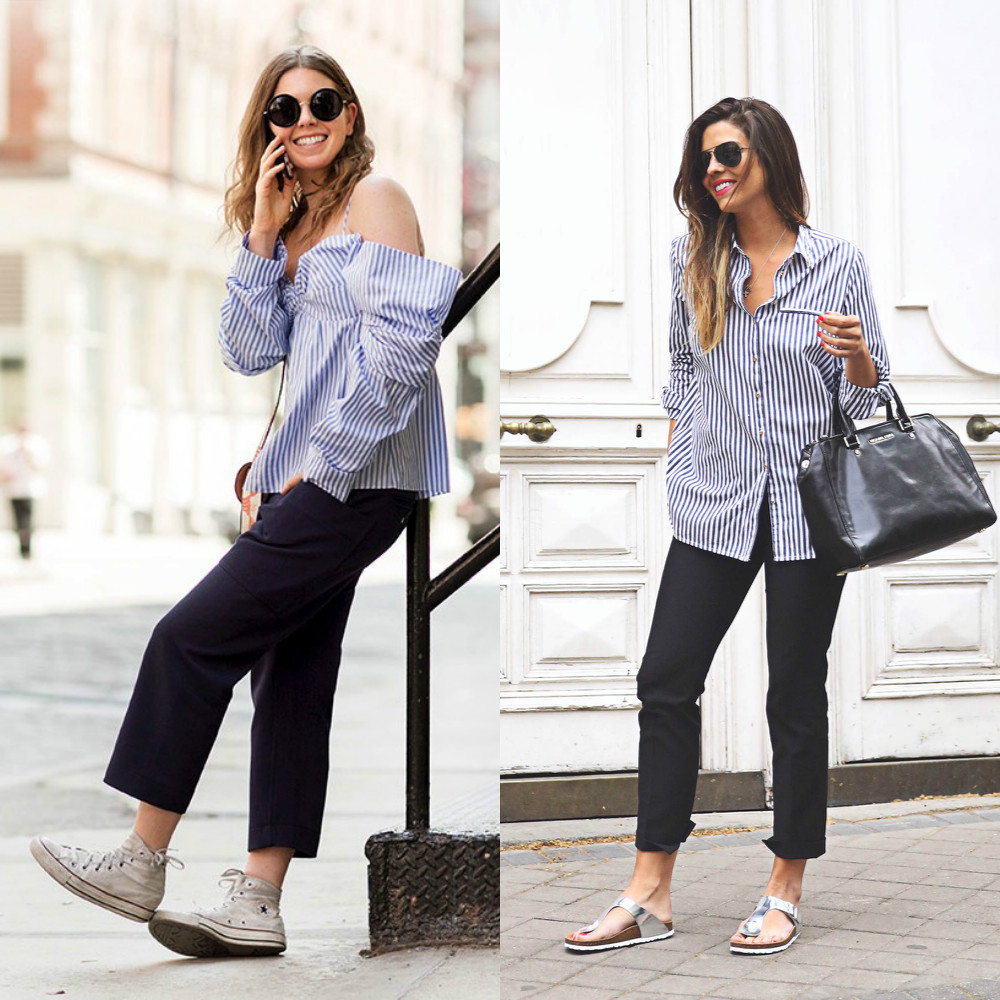 camisa-estampado-de-rayas-tendencia-2016-blog-moda-galicia-siemprehayalgoqueponerse