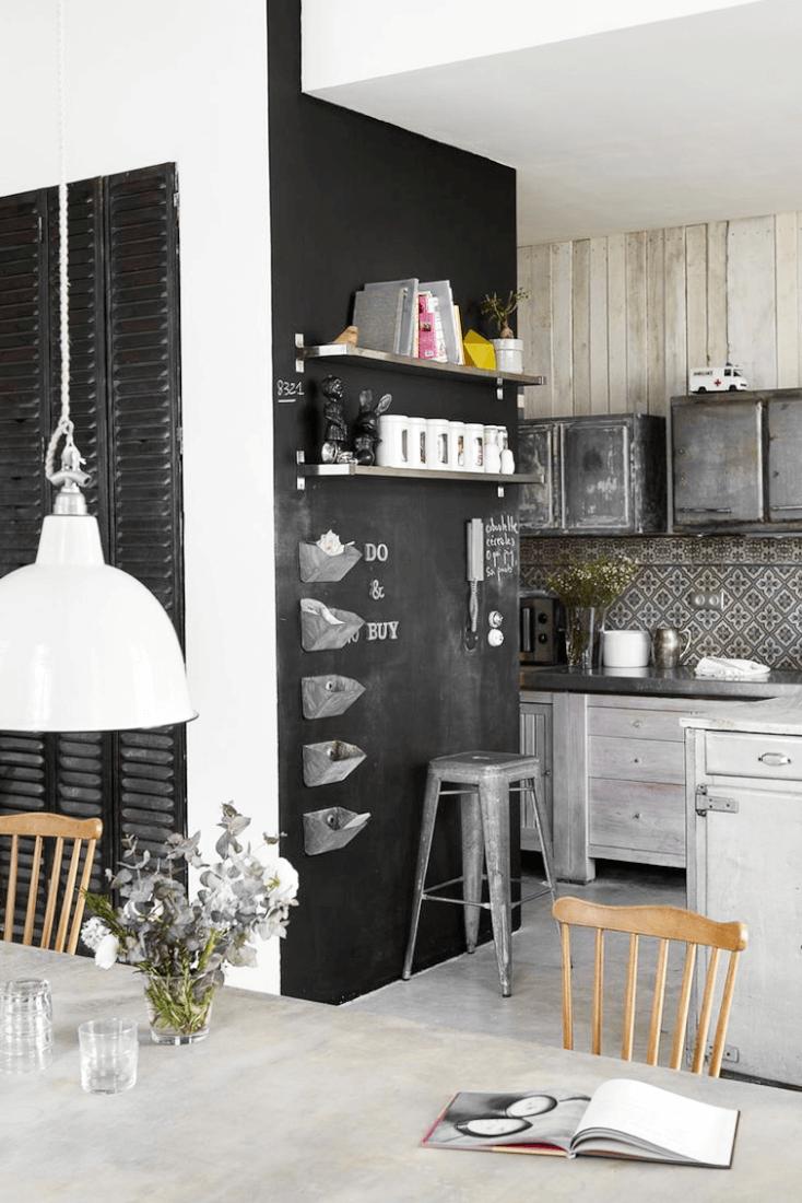 renueva-la-decoracion-de-la-cocina-pared-pizarra-interiorismo-deco-inspiracion