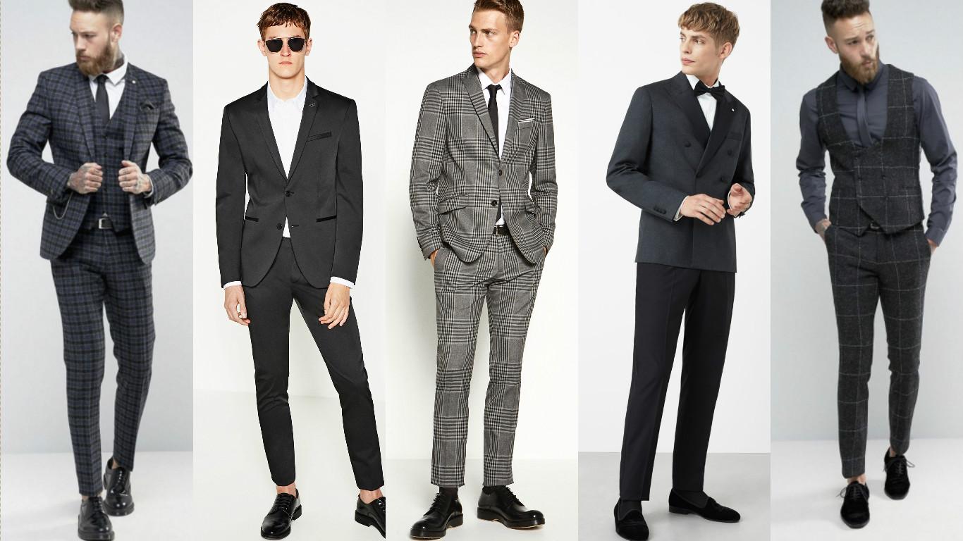 traje-fiesta-navidad-2016-gris-estampado-cuadros-moda-masculina-fin-de-ano