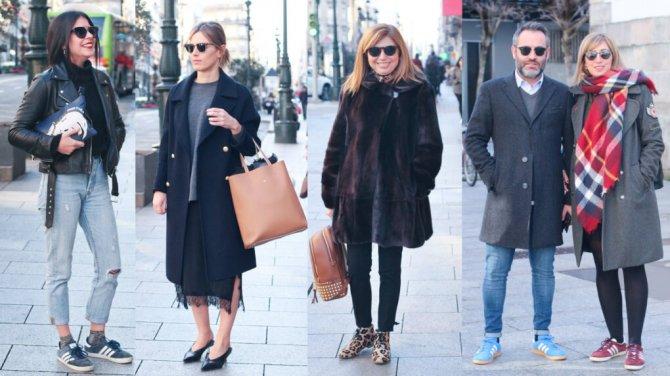 Street Style Enero 2017