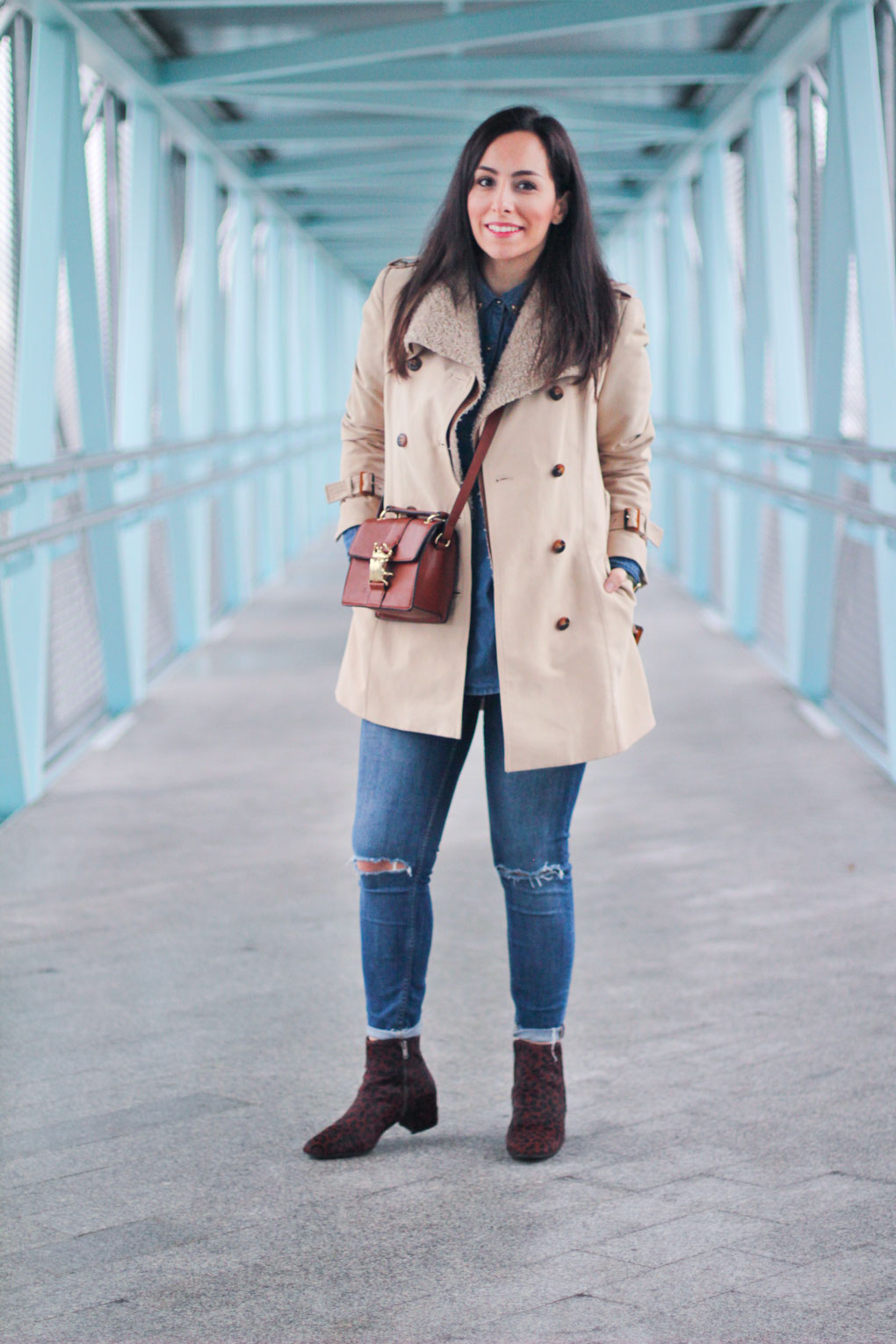 total-denim-street-style-trench-zara