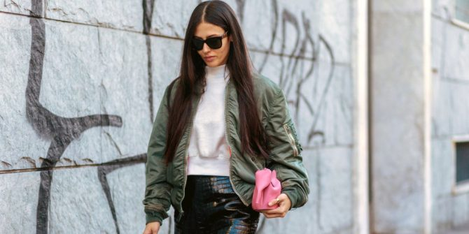 Looks Sporty Chic – Street Style Inspiration