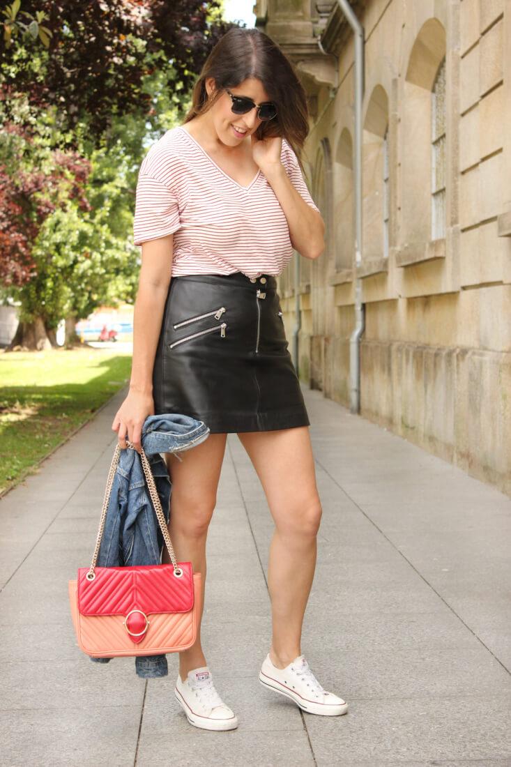 blog-moda-look-falda-de-cuero-negra