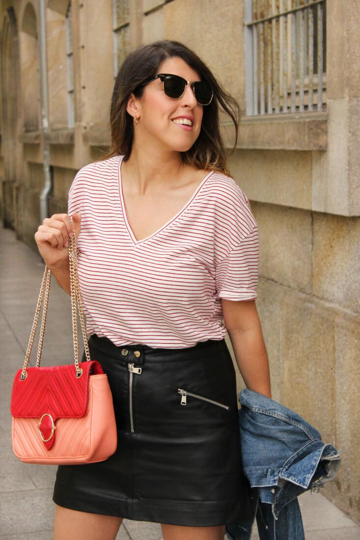 blog-moda-vigo-falda-de-cuero-siemprehayalgoqueponerse