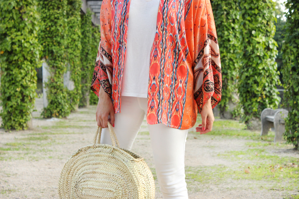 Basket Bag – How to wear it?
