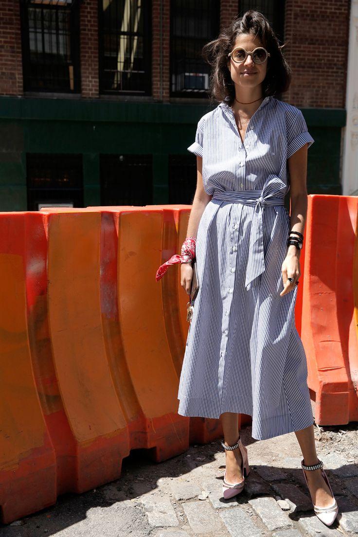 vestido-camisero-look-oficina-verano