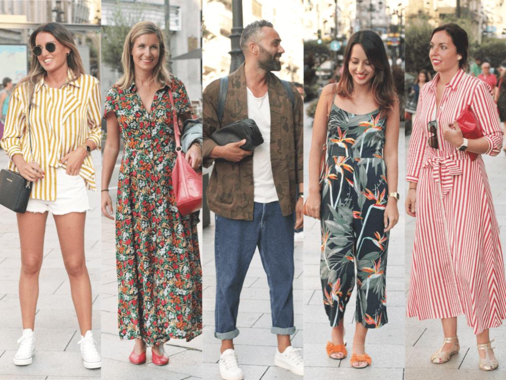 Vigo Street Style August – Fashion in Galicia