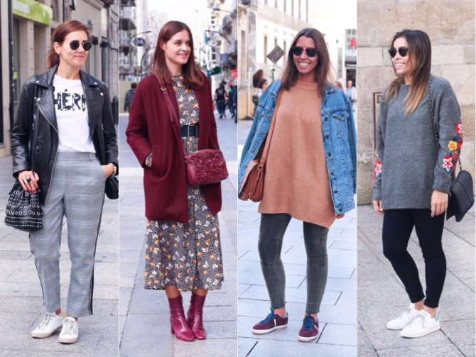 Street Style Vigo Octubre 2017