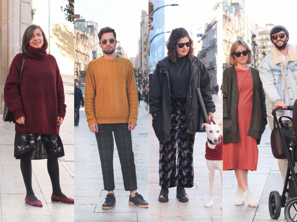 Street Style Vigo Noviembre 2017
