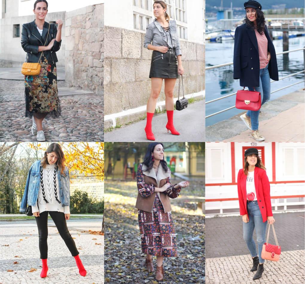 Spanish Fashion Blog. Looks 2017.